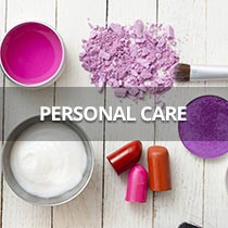 labels for personal care industry