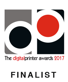 Adcraft Labels' King Frosch wine label is a 2017 digitalprinter awards Finalist