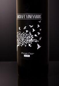unique wine bottle label for wineries