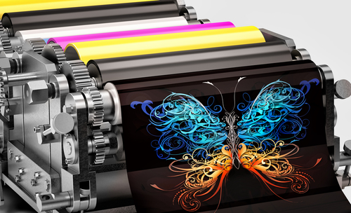 Flexo Label Printers