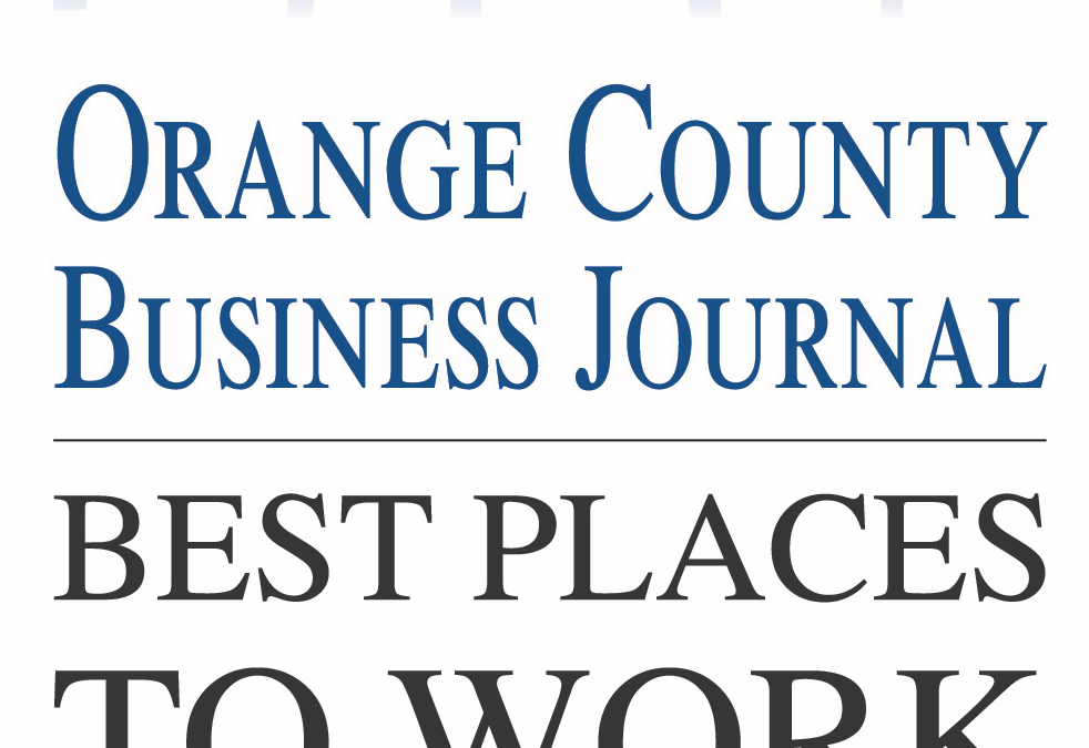 "Adcraft Labels Wins ""Best Places to Work in Orange County 2018"""